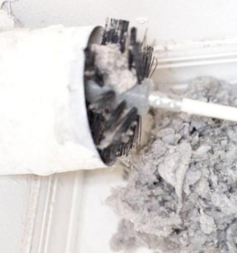 Dryer Vent Cleaning help prevent home fires