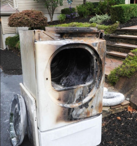 Dryer Fire Prevention