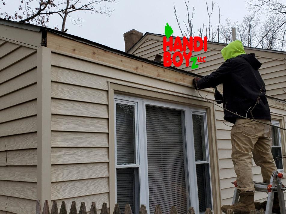 Fascia Repair in Abington PA